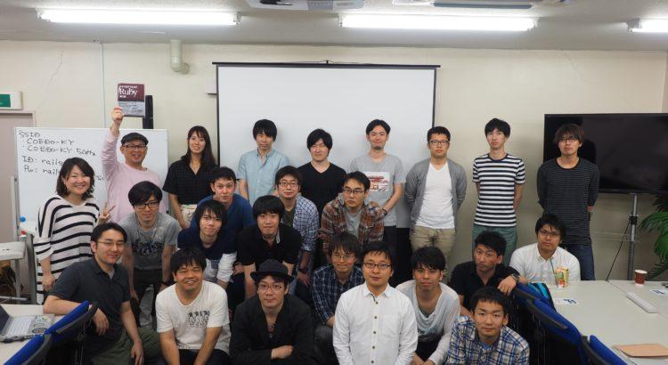Ruby / Rails ビギナーズ勉強会 第13回 #coedorb 160522 開催まとめ!